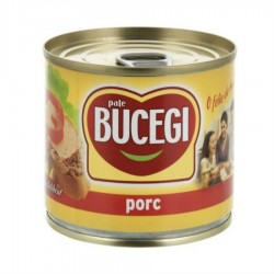 PATE PORC BUCEGI 300G 6/BAX
