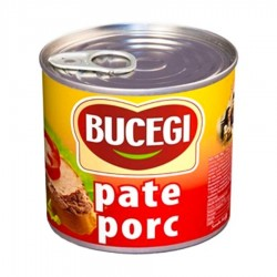 PATE PORC BUCEGI 200G 6/BAX