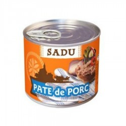 BAX PATE PORC SADU 200G