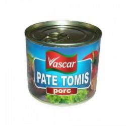PATE PORC TOMIS 200G 6/BAX