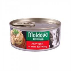 PATE VEGETAL ARDEI MOLDOVA 200G 6/BAX