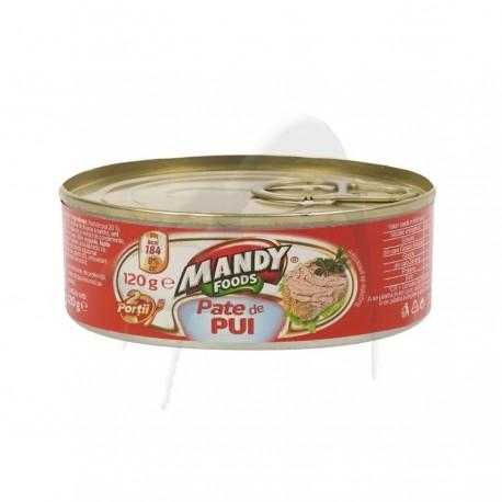 PATE DE PUI MANDY