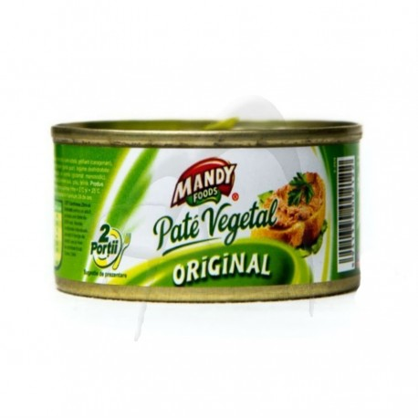 PATE VEGETAL MANDY