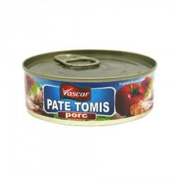 PATE PORC TOMIS 100G 12/BAX