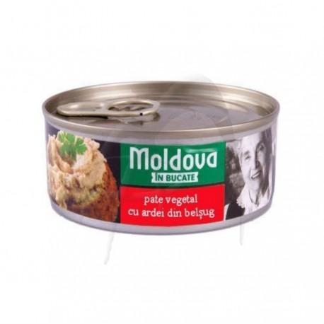 BAX PATE VEGETAL ARDEI MOLDOVA 100G