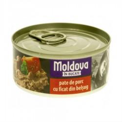 PATE PORC MOLDOVA 100G 12/BAX