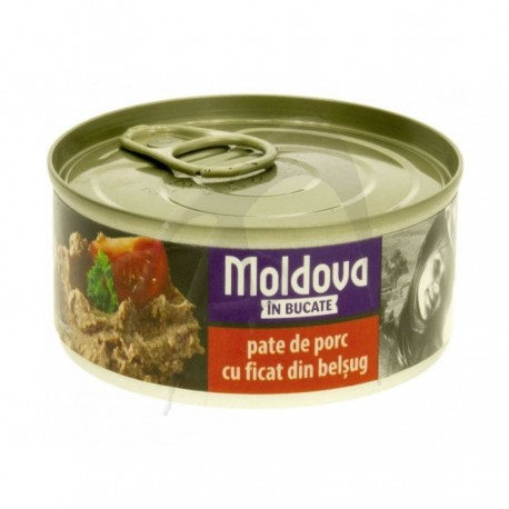 BAX PATE PORC MOLDOVA 100G