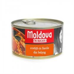 BAX COSTITA CU FASOLE MOLDOVA 300G