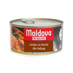 BAX CIOLAN CU FASOLE MOLDOVA 300G