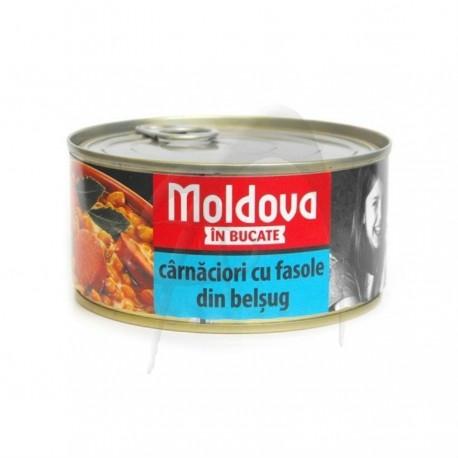 CARNACIORI CU FASOLE MOLDOVA 300G 6/BAX