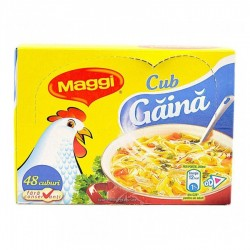 CUB GAINA MAGGI 480G 48/SET
