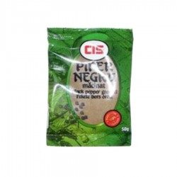 SET PIPER NEGRU MACINAT CIS 50G