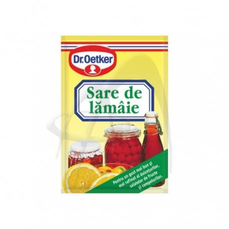 SARE DE LAMAIE DR.OETKER 8G 50/CUTIE