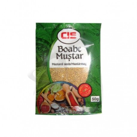 MUSTAR BOABE CIS 50G 20/BAX