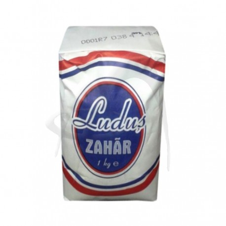 ZAHAR LUDUS 1KG