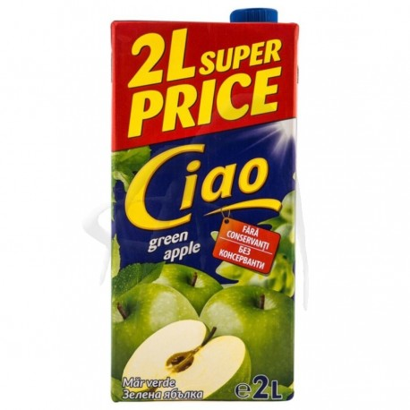 SUC NATURAL MAR VERDE CIAO 2L