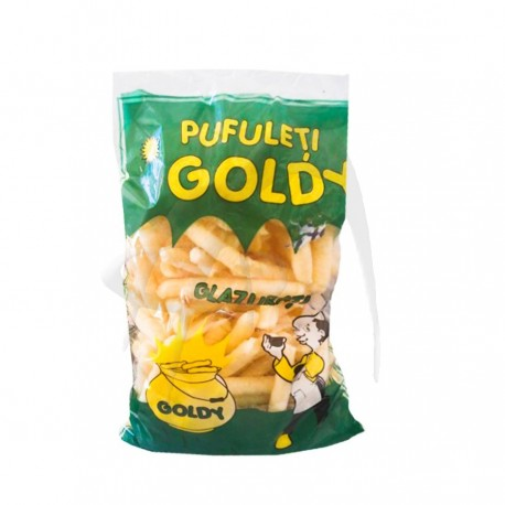 PUFULETI GLAZURATI GOLDY
