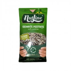SEMINTE PESTRITE CU SARE NUTLINE 100G 12/BAX
