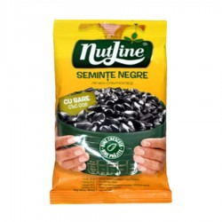 SEMINTE NEGRE CU SARE NUTLINE 110G 12/BAX
