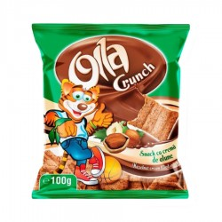SNACKS CREMA ALUNE PADURE OLLA CRUNCH
