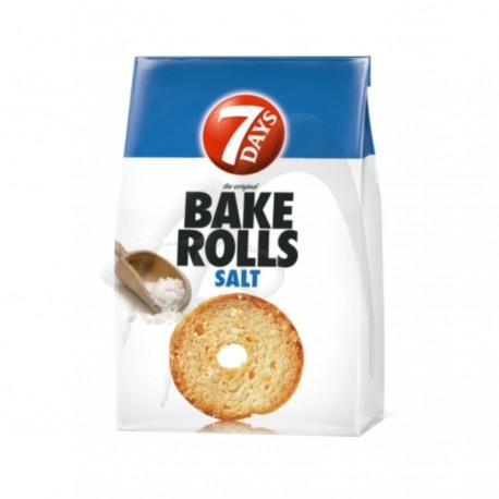 BAKE ROLLS 7 DAYS