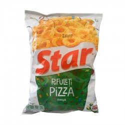 SNACKS-URI INELE PIZZA STAR 90G