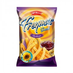 SNACKS BARBEQUE FREYMA'S 30G