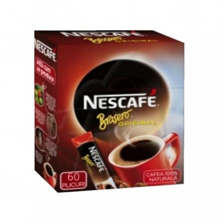 CAFEA PLIC ORIGINAL NESCAFE BRASERO 1.8G 60/CUTIE