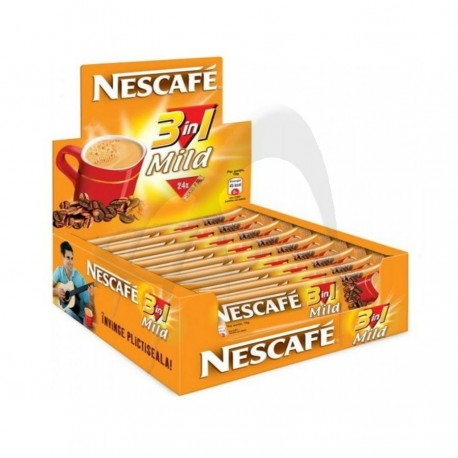 CAFEA 3IN1 MILD NESCAFE
