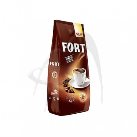 CAFEA BOABE FORT 1KG