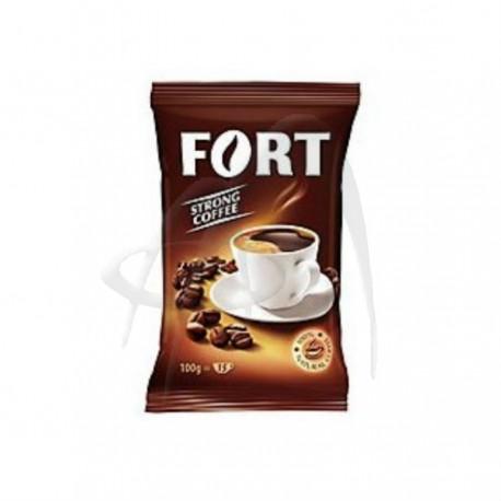 CAFEA PRAJITA SI MACINATA FORT