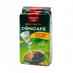CAFEA GREEN ACTIV DONCAFE ELITA 250G
