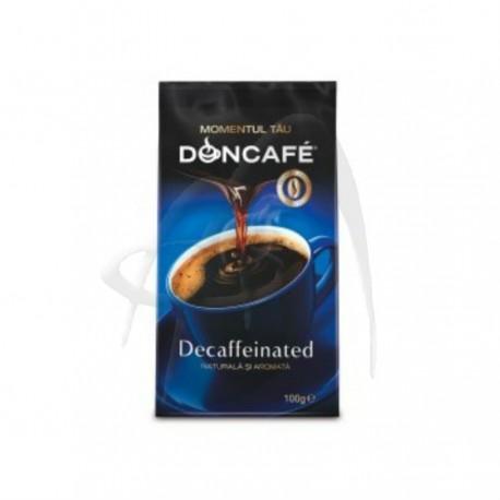 CAFEA DECAFEINIZATA DONCAFE ELITA