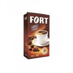 CAFEA PRAJITA SI MACINATA FORT 500G