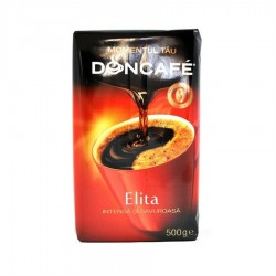 CAFEA MACINATA DONCAFE ELITA 500G