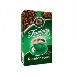 CAFEA ARABICA RENDEZ-VOUS FORTUNA 250G