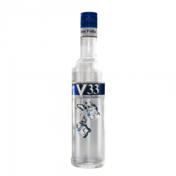 BLUE VODKA V33 0.5L