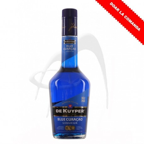 LICHIOR BLUE CURACAO DE KUYPER 0.7L