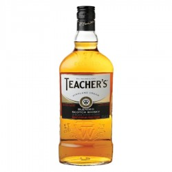 WHISKY SCOTIAN HIGHLAND CREAM TEACHER'S 1L
