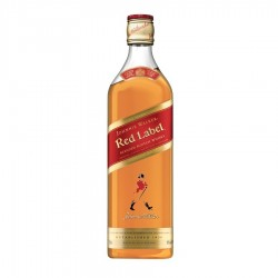 WHISKY RED LABEL JOHNNIE WALKER 1L