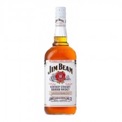 WHISKEY ALB BOURBON JIM BEAM 1L