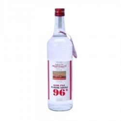 ALCOOL DUBLU RAFINAT 96° 1L