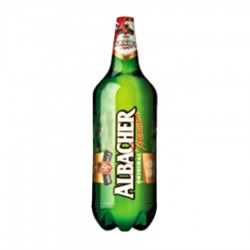 BERE LA PET ALBACHER 2.5L 4/BAX
