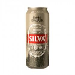 BERE DOZA BLONDA SILVA 0.5L 24/BAX
