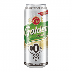 BERE DOZA FARA ALCOOL GOLDEN BRAU 0.5L 24/BAX