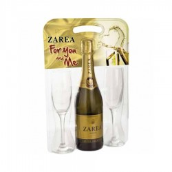 VIN SPUMANT FOR YOU AND ME ZAREA 0.75L