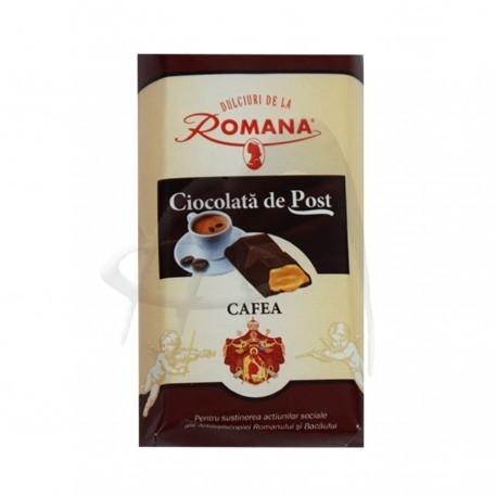 CIOCOLATA DE POST CREMA CAFEA ROMANA