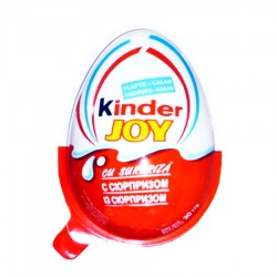 OU KINDER JOY 20G -24/CUT
