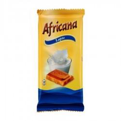 CIOCOLATA CU LAPTE AFRICANA 90G