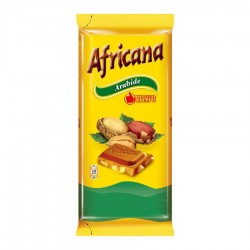 CIOCOLATA CU ARAHIDE AFRICANA 90G